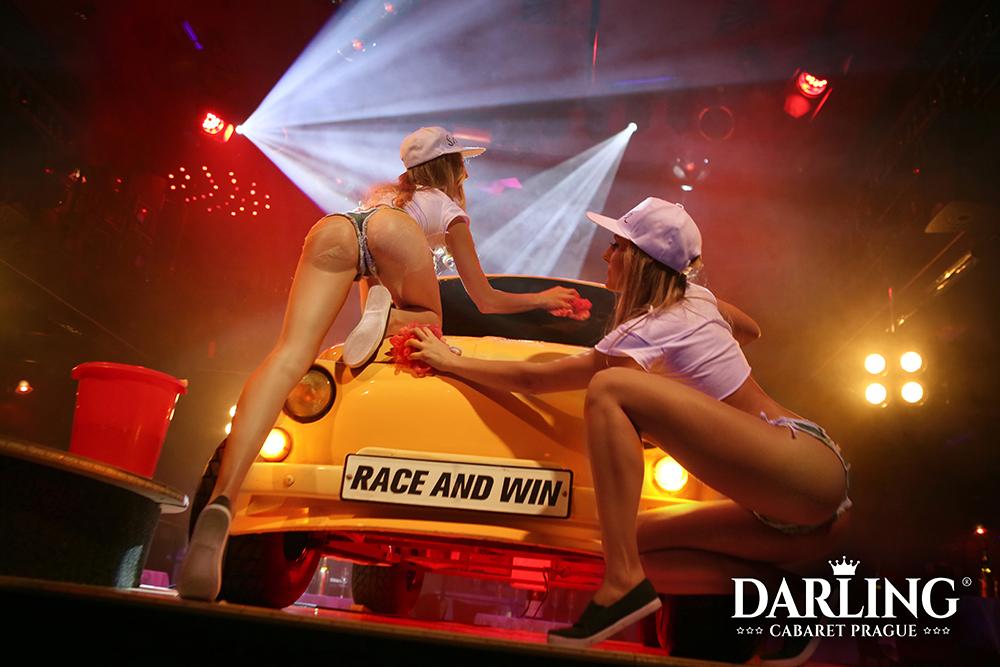 Darling Cabaret Prag